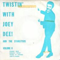 DEE,JOEY & STARLITERS  -  VOLUME II Fanny Mae/ Keelee's twist/ Sticks n' stones/ Joey's blues (G83579/7EP)