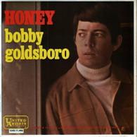 GOLDSBORO,BOBBY  -  HONEY Honey/ It's too late/ See the funny little clown (G84467/7EP)