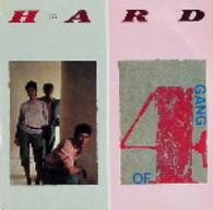GANG OF FOUR  -  HARD  (G58653/LP)
