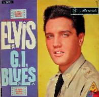 PRESLEY,ELVIS  -  G.I. BLUES  (G58744/LP)