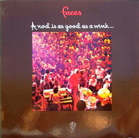 FACES  -  A NOD IS AS GOOD AS A WINK...  (59635/LP)
