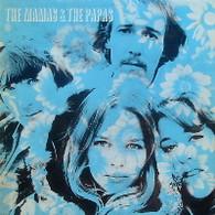 MAMAS & PAPAS  -  THE MAMAS AND THE PAPAS  (59710/LP)