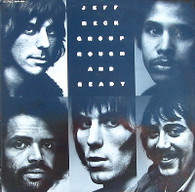 JEF BECK GROUP  -  ROUGH & READY  (59671/LP)