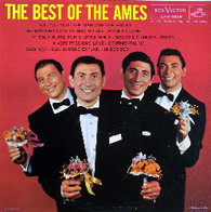 AMES BROTHERS  -  THE BEST OF THE AMES BROTHERS  (G69645/LP)