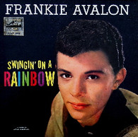 AVALON,FRANKIE  -  SWINGIN' ON A RAINBOW  (G69654/LP)