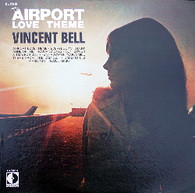 BELL,VINCENT  -  AIRPORT LOVE THEME  (G69663/LP)