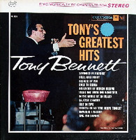BENNETT,TONY  -  TONY'S GREATEST HITS  (G691077/LP)