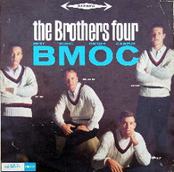 BROTHERS FOUR  -  BEST MUSIC ON/OFF CAMPUS  (G69673/LP)