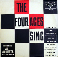 FOUR ACES  -  THE FOUR ACES SING  (G69729/LP)