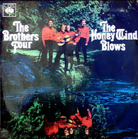 BROTHERS FOUR  -  THE HONEYWIND BLOWS  (G70764/LP)