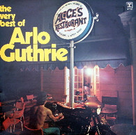 GUTHRIE,ARLO  -  THE VERY BEST OF ARLO GUTHRIE  (G70818/LP)