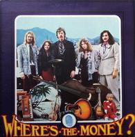 HICKS,DAN & HOT LICKS  -  WHERE'S THE MONEY?  (71639/LP)