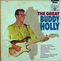 HOLLY,BUDDY  -  THE GREAT BUDDY HOLLY  (71645/LP)