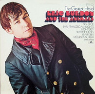 BURDON,ERIC & ANIMALS  -  GREATEST HITS OF ERIC BURDON & THE ANIMALS  (711176/LP)