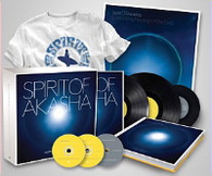 VARIOUS - SPIRIT OF AKASHA (DELUXE BOX)    (CD24386/CD+LP)