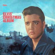 PRESLEY,ELVIS  -  ELVIS' CHRISTMAS ALBUM  (G73872/LP)
