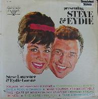LAWRENCE,STEVE & EYDIE GORME  -  PRESENTING STEVE & EYDIE  (G74735/LP)