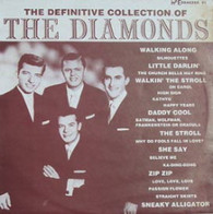 DIAMONDS  -  DEFINITIVE COLLECTION OF THE DIAMONDS  (G751160/LP)