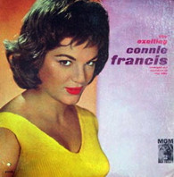 FRANCIS,CONNIE  -  THE EXCITING CONNIE FRANCIS  (G75757/LP)