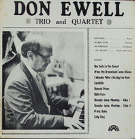 EWELL,DON  -  DON EWELL TRIO & QUARTET  (G76574/LP)