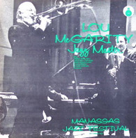 MCGARITY,LOU  -  JAZZ MASTER: MANASSAS JAZZ FESTIVAL DEC. 1970  (G76677/LP)