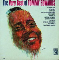 EDWARDS,TOMMY  -  VERY BEST OF TOMMY EDWARDS  (G77706/LP)