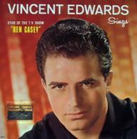 EDWARDS,VINCENT  -  VINCENT EDWARD SINGS  (G77707/LP)