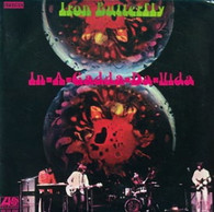 IRON BUTTERFLY  -  IN-A-GADDA-DA-VIDA  (G77756/LP)