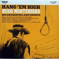 MONTENEGRO,HUGO  -  HANG 'EM HIGH  (G77805/LP)