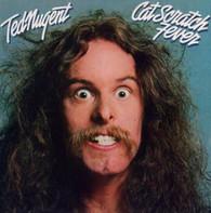 NUGENT,TED  -  CAT SCRATCH FEVER  (G77817/LP)