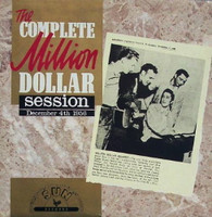 VARIOUS  -  COMPLETE MILLION DOLLAR SESSION : DECEMBER 4TH 1956  (G77945/LP)