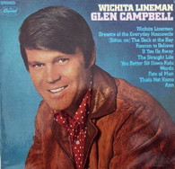 CAMPBELL,GLEN  -  WICHITA LINEMAN  (G78619/LP)