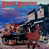 VARIOUS  -  KOOKY KOUNTRY  (G781250/LP)