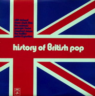 VARIOUS  -  HISTORY OF BRITISH POP  (G791268/LP)