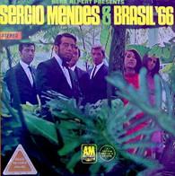 MENDES,SERGIO & BRASIL 66  -  HERB ALPERT PRESENTS SERGIO MENDES & BRASIL 66  (G80809/LP)