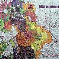 MITCHELL,JONI  -  JONI MITCHELL  (G801163/LP)