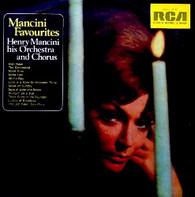 MANCINI,HENRY  -  MANCINI FAVOURITES  (G80782/LP)