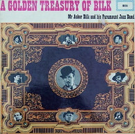 BILK,ACKER & PARAMOUNT JAZZ BAND  -  GOLDEN TREASURY OF BILK  (G80649/LP)