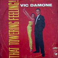 DAMONE,VIC  -  THAT TOWERING FEELING!  (G80691/LP)