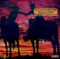 DEAN,JIMMY & TRAILMEN  -  GUNFIGHTER BALLADS  (G801128/LP)