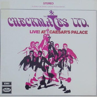 CHECKMATES LTD.  -  LIVE AT CAESAR'S PALACE  (G83978/LP)
