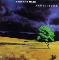 DE BURG,CHRIS  -  EASTERN WIND  (G86214/LP)