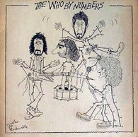 WHO  -  THE WHO BY NUMBERS  (G86622/LP)
