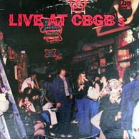 VARIOUS  -  LIVE AT CBGB'S  (G86602/LP)