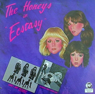 HONEYS  -  HONEYS IN ECSTASY  (G86322/LP)