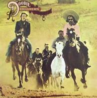 DOOBIE BROTHERS  -  STAMPEDE  (G86229/LP)