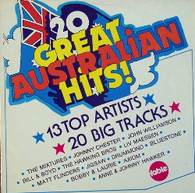 VARIOUS  -  20 GREAT AUSTRALIAN HITS!  (G 71884/LP)