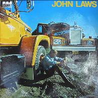 LAWS,JOHN  -  JOHN LAWS  (G74736/LP)