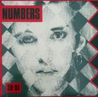 NUMBERS  -  39.51  (G75847/LP)