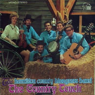 HAMILTON COUNTRY BLUEGRASS BAND  -  COUNTRY TOUCH  (G77736/LP)